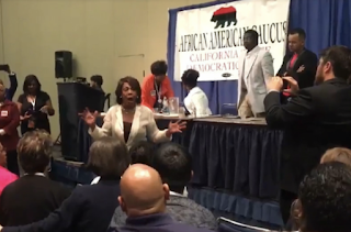 Who Cut Off U.S. Rep. Maxine Waters' Microphone?
