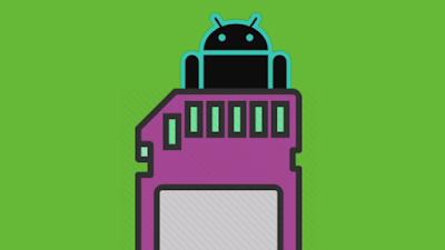 Cara Merubah SD Card Menjadi Internal Storage di HP Android_