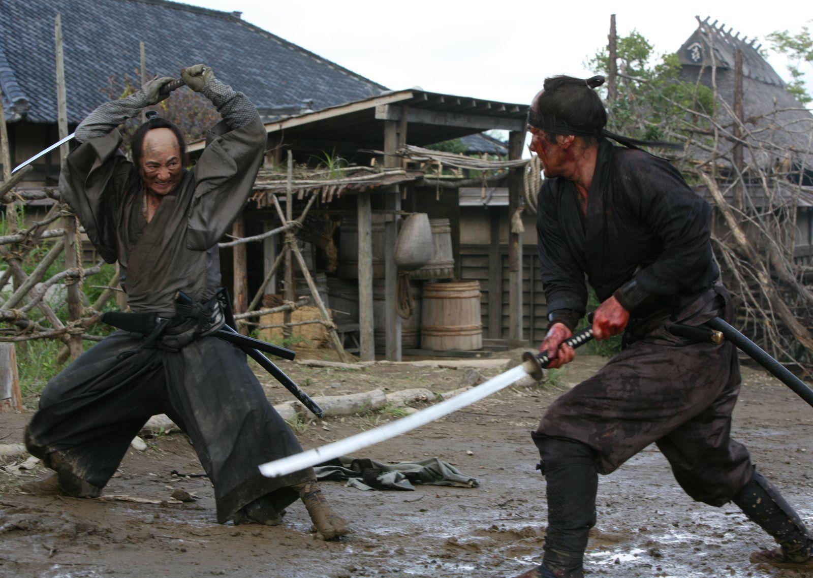 [Hành Động | 1 Link | Sub Chuẩn]13 Assassins 2010 EXTENDED m720p BluRay  x264-BiRD-13 Sát Thủ