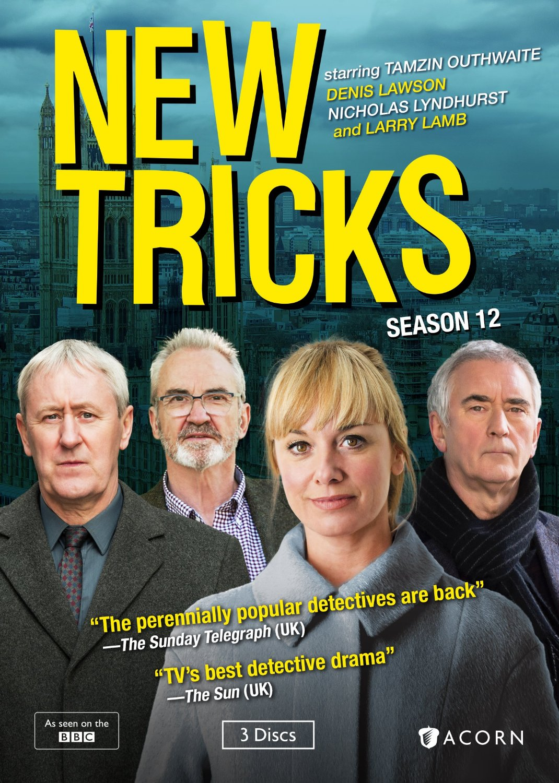 New Age Mama: DVD Review: New Tricks Season 12