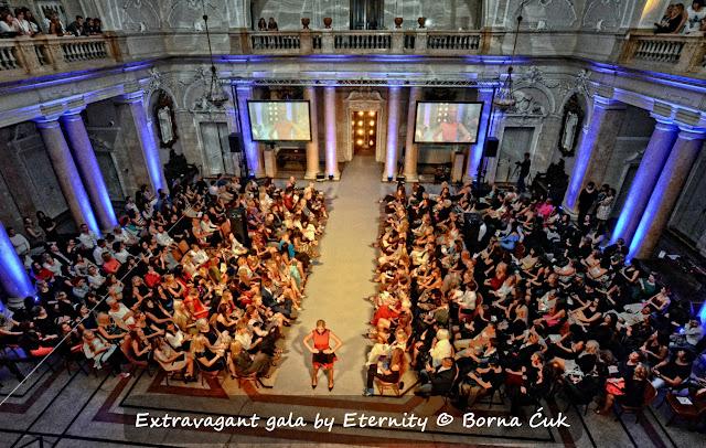 Extravagant gala by Eternity: Modna revija (c) Borna Ćuk, Rijeka 01.10.2016