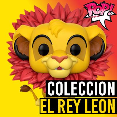 Lista de figuras funko pop de Funko POP El rey leon
