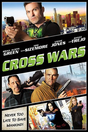 Poster Cross Wars 2017