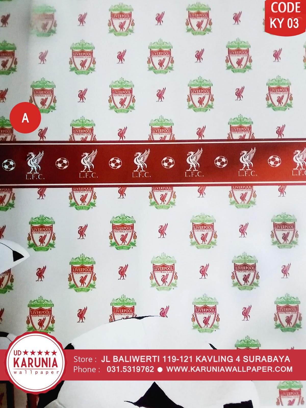 jual wallpaper liverpool dekorasi rumah karuniawallpaper