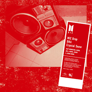 Download BTS - Mic Drop / DNA / Crystal Snow (Japanese Ver.) MP3