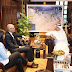 HE Saeed Mohammed Al Tayer receives Consul General and Head of the Commercial Section of the Royal Danish Consulate in Dubai