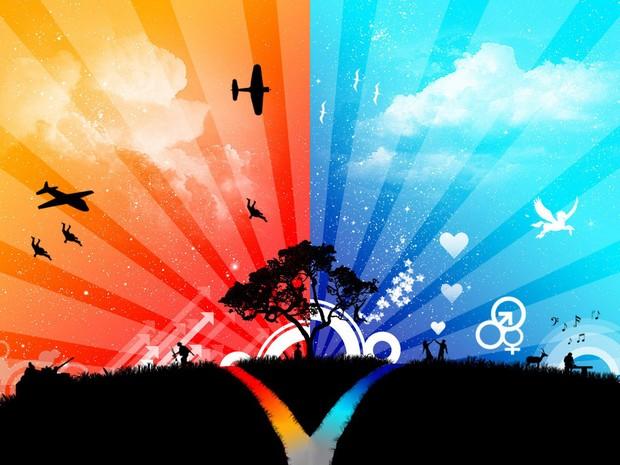 Bài tiểu luận tiếng anh về Chiến tranh và hòa bình