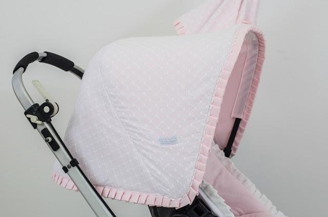 capota carrito batista rosa