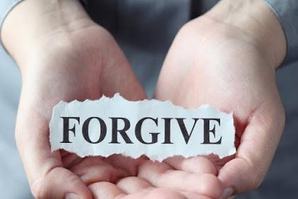 Meminta Maaf dan Memafkan Kesalahan Orang Lain