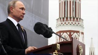 Putin: Fuerzas Armadas rusas listas para repeler toda amenaza