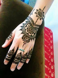 Best Designer Mehndi Of Happy Eid 2016