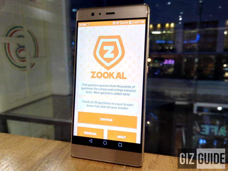 Raffle: Download Zookal Reviewer App And Be One Of The 5 Lucky Winners Of PHP 150 Load!