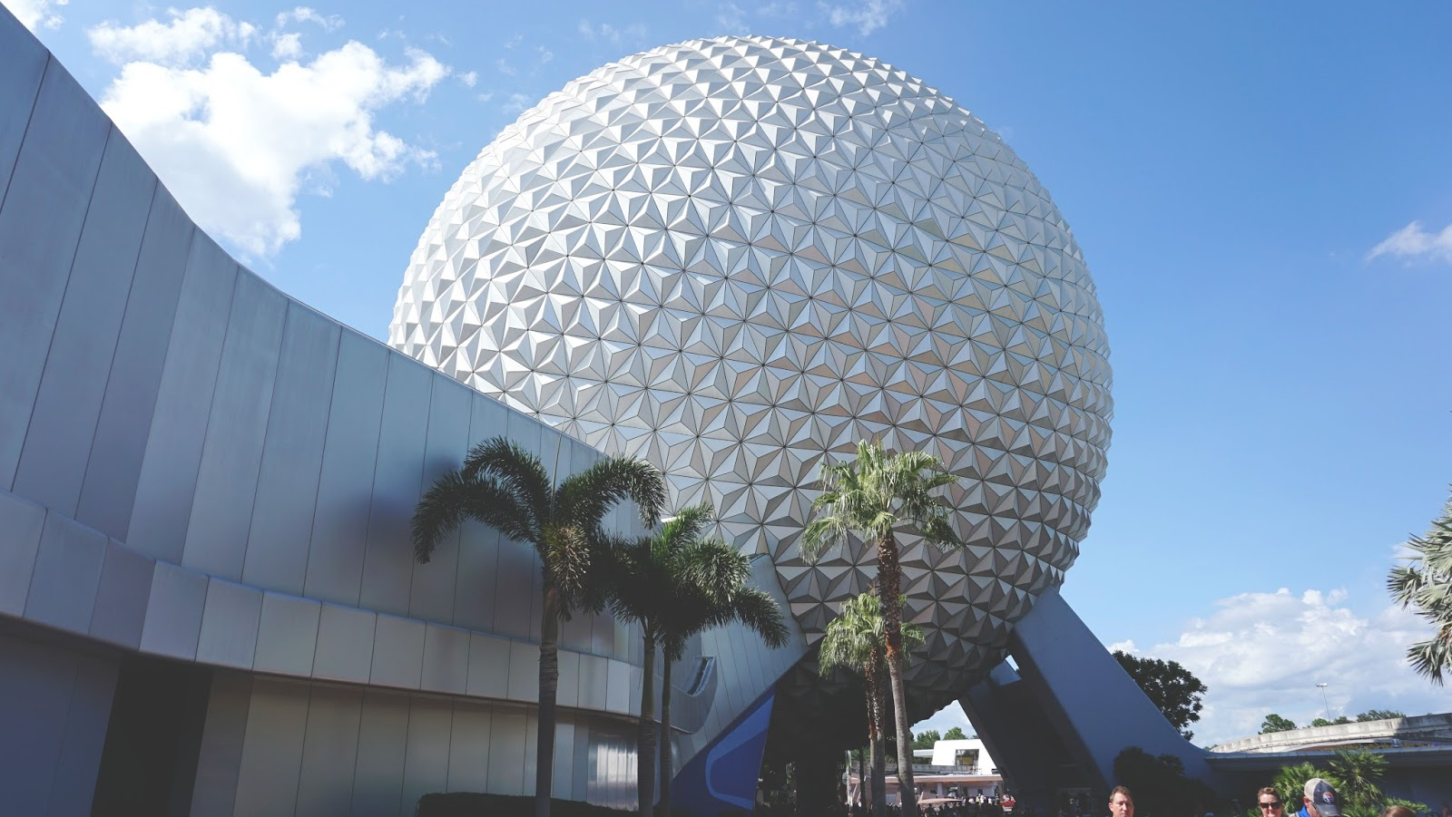 EPCOT in Disney World, Florida