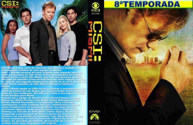 CSI Miami  8 Latino