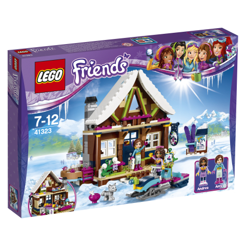 LEGO The Snow Resort Chalet