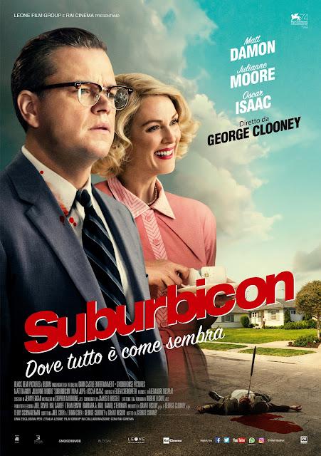 Suburbicon Clooney Poster