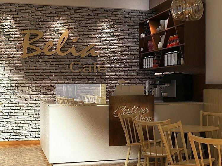 Belia Cafe Eswae Interior