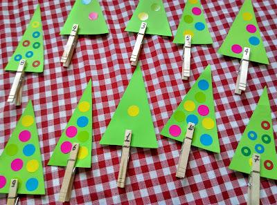 3+1 Χριστουγεννιάτικες αριθμητικές δραστηριότητες