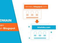 Cara Memasang Custom Domain Pada Blogspot