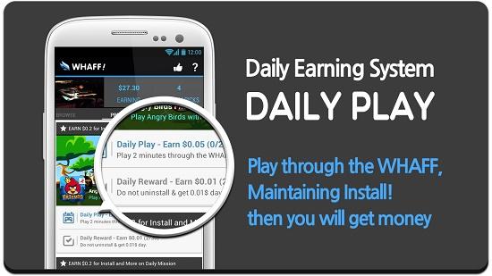 Aplikasi Android Penghasil Uang atau Dollar