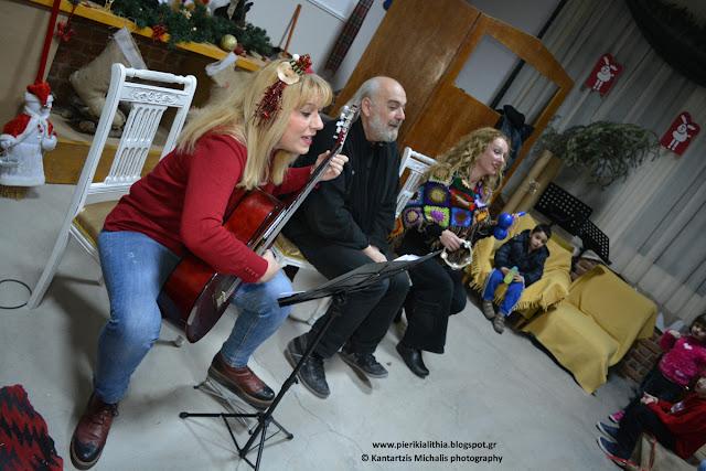 Ο κόσμος των παραμυθιών στο Χριστουγεννιάτικο Χωριό του Κόσμου. (28-12-16)