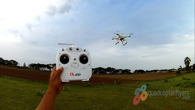 Cheerson Cx-20 Quadcopter GPS Altitude hold