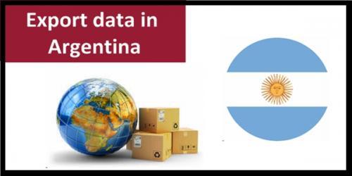 Argentina export data