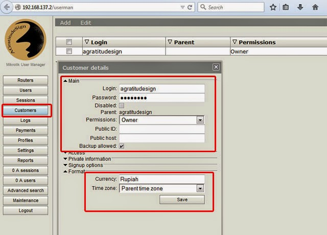 Quota Bandwidth User Manager Hotspot Mikrotik & Voucher