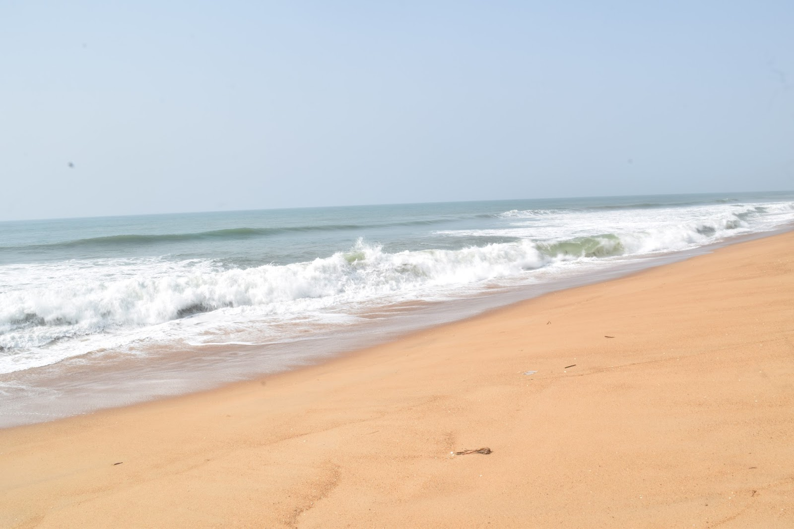 Benin Republic beach