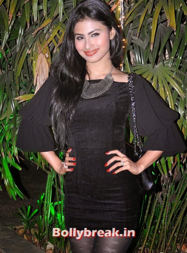 Mouni Roy, Hot Tv Babes at GR8 Calendar 2014 Launch