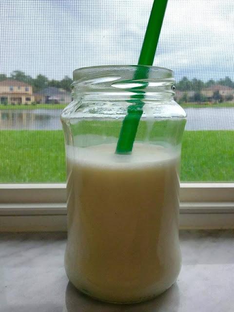 Mildly flavored Homemade Organic Almond MilkKitchen Essentials Power Breakfasts
