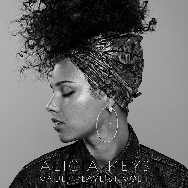 Alicia Keys - Vault Playlist, Vol. 1 - EP Cover