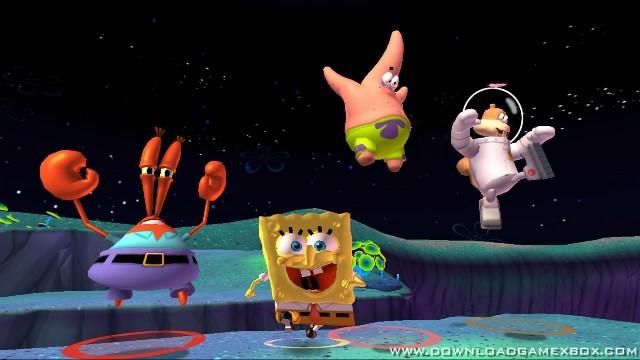 SpongeBob SquarePants Planktons Robotic Revenge [Region Free][ISO