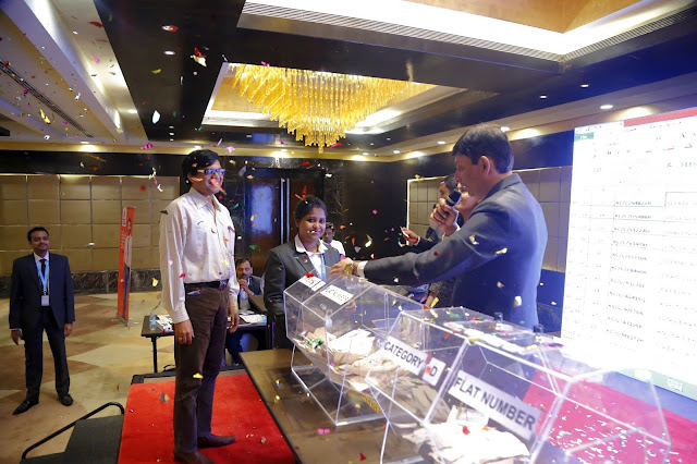Rishabh Group Conducts the Final Draw of Lots for its Kismat Calling Offer