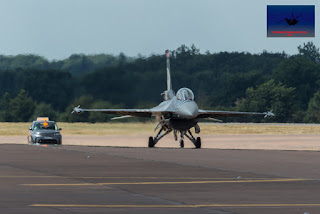 Turkish Airforce Solo Turk F-16C Fighter jet airshow air display
