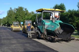 asphalt finisher, penghamparan aspal, aspal paver, pengaspalan jalan