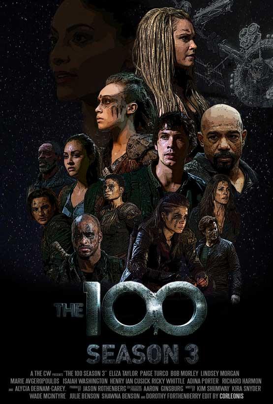 Nonton The 100 season 4 sub indo