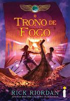 Resenha - O Trono de Fogo, editora Intrínseca