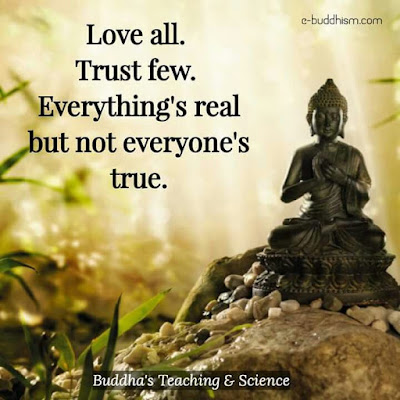 Buddha Quotes on Trust