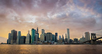 New York City skyline (Credit: Josh Liba/flickr) Click to Enlarge.