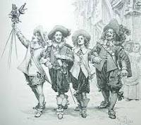 alexandre dumas trois mousquetaires