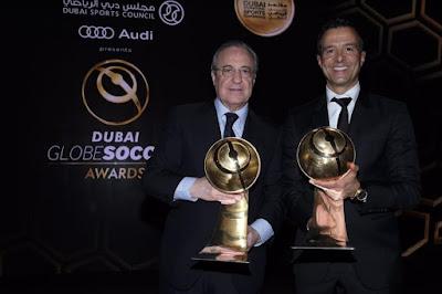 Premios Globe Soccer 2016