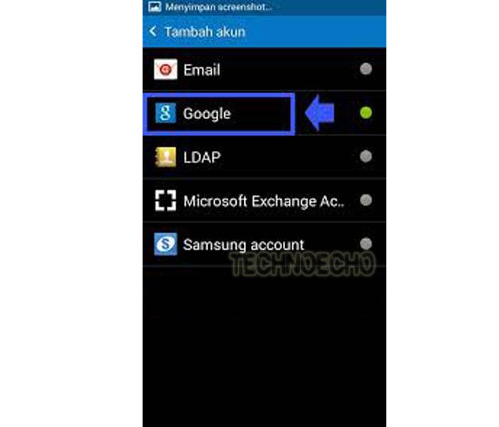 Cara Buat Akun Email Gmail Baru Lewat HP Android - TechnoEcho