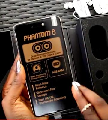 Tecno Phantom 8 Picture, image, pics, pix