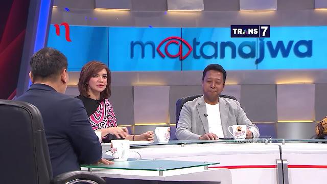 Najwa Pertanyakan Validasi Tagar #2019GantiPresiden, Ini Jawaban Cerdas Mardani