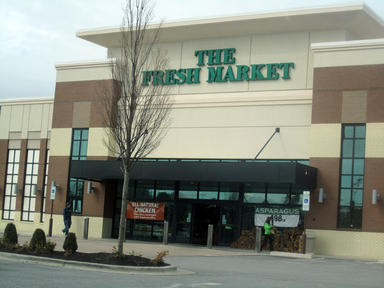 Fresh Market Greenville Sc
