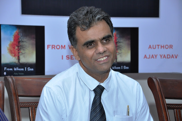 Interview with author Dr. Ajay Yadav