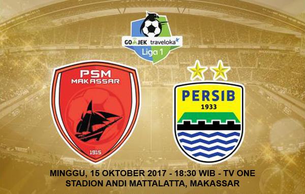 PSM Makassar vs Persib