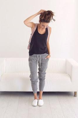 Outfits con PANTS DEPORTIVOS que debes probar amiga