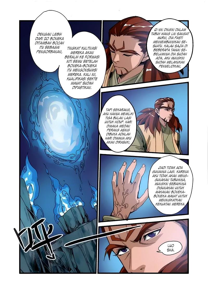 Komik xian ni 047 - chapter 47 48 Indonesia xian ni 047 - chapter 47 Terbaru 5|Baca Manga Komik Indonesia